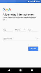 Sony Xperia XA2 - Apps - Konto anlegen und einrichten - 7 / 20