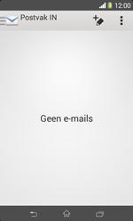 Sony D2005 Xperia E1 - E-mail - Account instellen (POP3 zonder SMTP-verificatie) - Stap 4