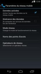 Motorola Moto G - MMS - configuration manuelle - Étape 7
