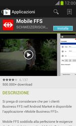 Samsung Galaxy S III Mini - Applicazioni - Installazione delle applicazioni - Fase 20