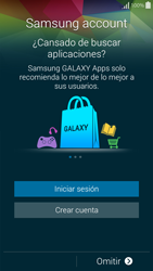 Samsung G850F Galaxy Alpha - Primeros pasos - Activar el equipo - Paso 12