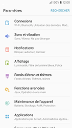 Samsung Galaxy A5 (2017) - Réseau - Sélection manuelle du réseau - Étape 4