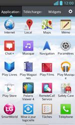 LG Optimus L5 II - Sécuriser votre mobile - Personnaliser le code PIN de votre carte SIM - Étape 3