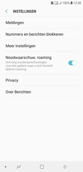 Samsung Galaxy J6 - MMS - probleem met ontvangen - Stap 6
