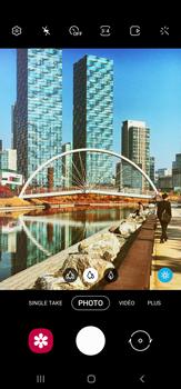 Samsung Galaxy Note20 Ultra 5G - Photos, vidéos, musique - Créer une vidéo - Étape 6