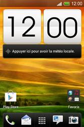 HTC A320e Desire C - Internet - configuration manuelle - Étape 1