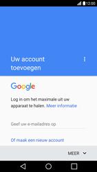 LG G5 (H850) - apps - account instellen - stap 3