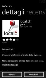 Nokia Lumia 820 / Lumia 920 - Applicazioni - Installazione delle applicazioni - Fase 8