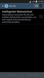 Samsung I9301i Galaxy S III Neo - WLAN - Manuelle Konfiguration - Schritt 5