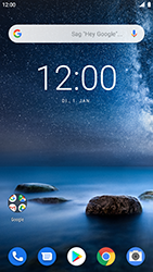 Nokia 8 - Android Pie - E-Mail - 032c. Email wizard - Outlook - Schritt 1