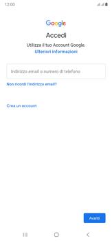 Samsung Galaxy Note 20 Ultra 5G - Applicazioni - Configurazione del negozio applicazioni - Fase 5