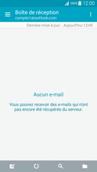 Samsung Galaxy A3 (A300FU) - E-mails - Ajouter ou modifier votre compte Outlook - Étape 11