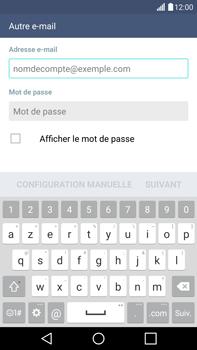 LG G4 - E-mails - Ajouter ou modifier votre compte Outlook - Étape 6