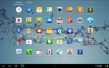 Samsung Galaxy Tab 2 10-1 - E-Mail - Konto einrichten - 2 / 2