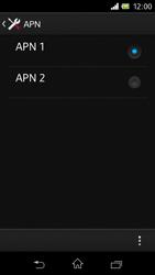 Sony C1905 Xperia M - Internet - configuration manuelle - Étape 19