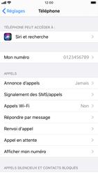 Apple iPhone 7 - iOS 13 - WiFi - Activez WiFi Calling - Étape 5