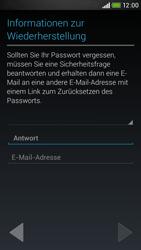 HTC Desire 601 - Apps - Konto anlegen und einrichten - 14 / 24
