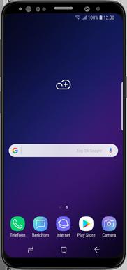 Samsung Galaxy J5 (2016) - Bellen - bellen via wifi (VoWifi) - Stap 2