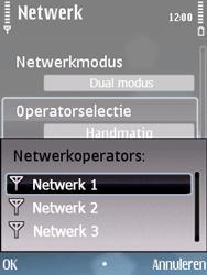 Nokia E75 - Bellen - in het buitenland - Stap 10