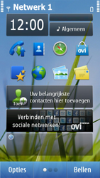 Nokia N8-00 - netwerk en bereik - gebruik in binnen- en buitenland - stap 10