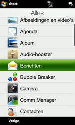 HTC T7373 Touch Pro II - e-mail - hoe te versturen - stap 4