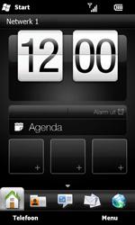 HTC T8585 HD II - netwerk en bereik - gebruik in binnen- en buitenland - stap 12