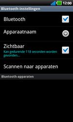 LG P970 Optimus Black - bluetooth - aanzetten - stap 6