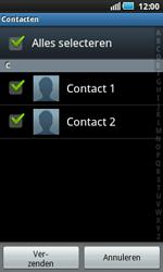 Samsung I5800 Galaxy Apollo - contacten, foto
