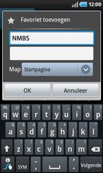 Samsung I9000 Galaxy S - Internet - internetten - Stap 9