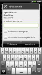 HTC X515m EVO 3D - Wifi - handmatig instellen - Stap 7