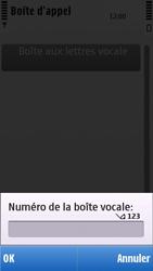 Nokia C5-03 - Messagerie vocale - configuration manuelle - Étape 8