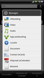 HTC Z710e Sensation - E-mail - e-mail versturen - Stap 8