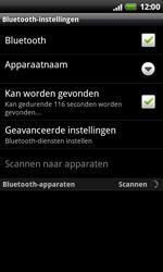 HTC S510e Desire S - Bluetooth - Headset, carkit verbinding - Stap 6