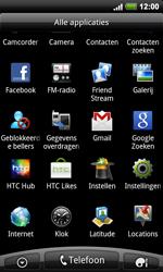 HTC A9191 Desire HD - Internet - handmatig instellen - Stap 12