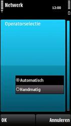 Nokia X6-00 - Netwerk - gebruik in het buitenland - Stap 10