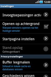 Samsung S5830 Galaxy Ace - Internet - handmatig instellen - Stap 14