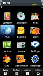 Samsung I8910 HD - Internet - handmatig instellen - Stap 16