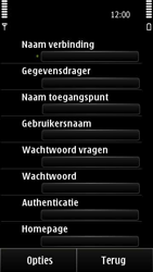 Nokia E7-00 - internet - handmatig instellen - stap 14