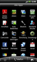 HTC Desire Z - Internet - Manuelle Konfiguration - 3 / 21