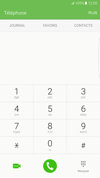 Samsung Samsung G928 Galaxy S6 Edge + (Android M) - Messagerie vocale - Configuration manuelle - Étape 4