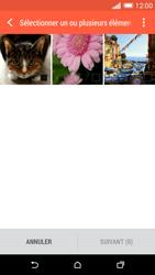 HTC One M8 - E-mail - Envoi d