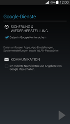 Samsung G800F Galaxy S5 Mini - E-Mail - Konto einrichten (gmail) - Schritt 13