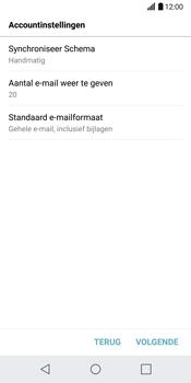 LG G6 H870 - E-mail - Account instellen (POP3 zonder SMTP-verificatie) - Stap 18