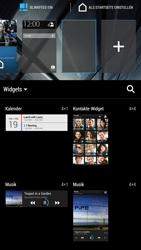 HTC One Max - Startanleitung - Installieren von Widgets und Apps auf der Startseite - Schritt 4