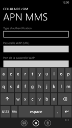 Nokia Lumia 830 - MMS - Configuration manuelle - Étape 9