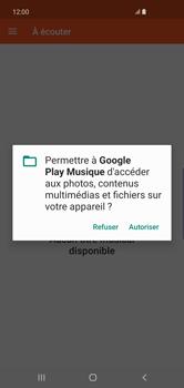 Samsung Galaxy S10 Plus - Photos, vidéos, musique - Ecouter de la musique - Étape 5