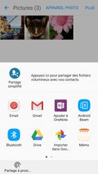 Samsung Galaxy S7 - Photos, vidéos, musique - Envoyer une photo via Bluetooth - Étape 11