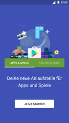 Nokia 3 - Apps - Einrichten des App Stores - Schritt 18