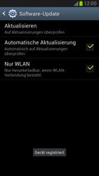 Samsung Galaxy Note II - Software - Installieren von Software-Updates - Schritt 9