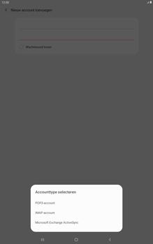 Samsung galaxy-tab-a-10-5-sm-t595-android-pie - E-mail - Handmatig instellen - Stap 10